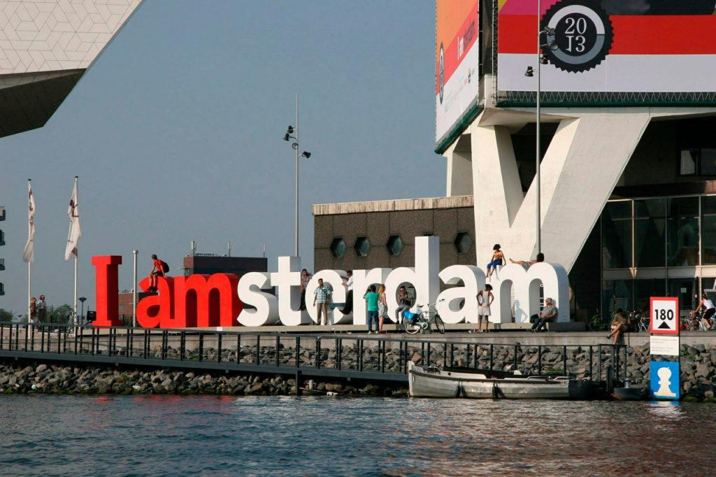 Стоимость путешествия в Амстердаме