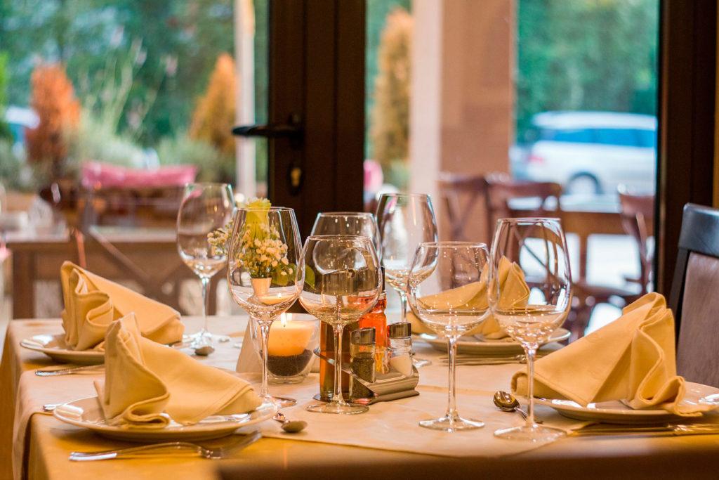 Рестораны в Европе