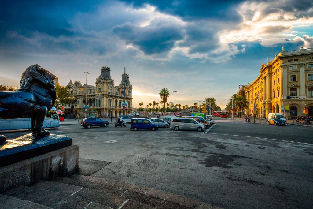 Цены в Испании Барселона на транспорт