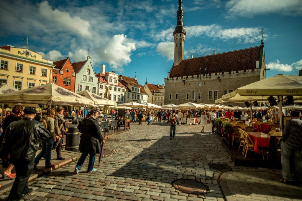 Талин Эстония