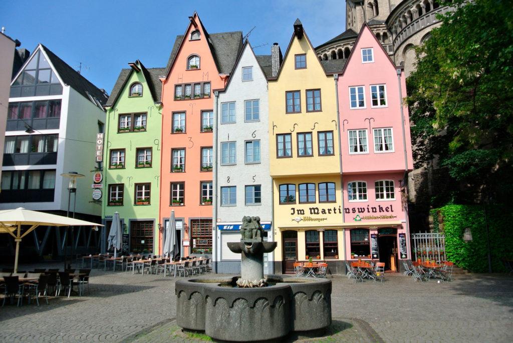 Цены в Кёльне на отели и проживание