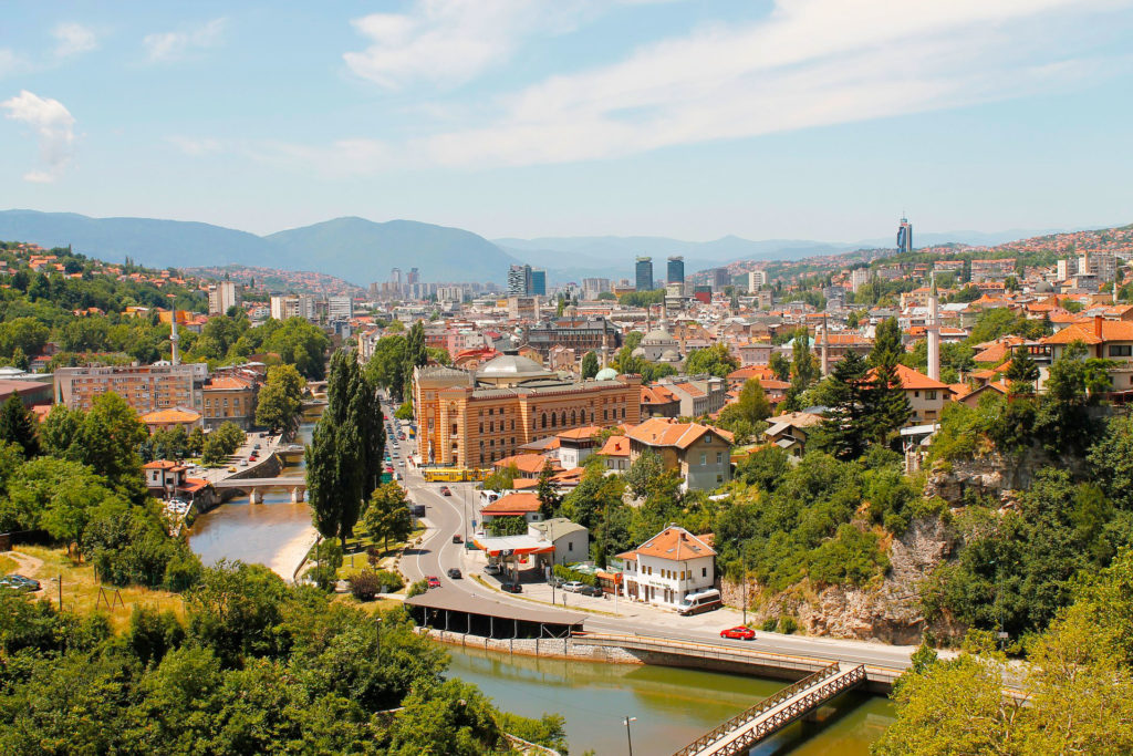 Разрешение на работу и проживание в Боснии и Герцеговине