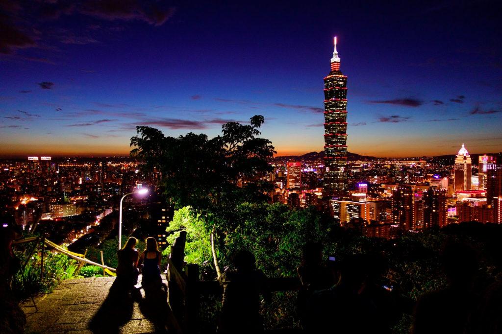 Ночная жизнь в Тайвань