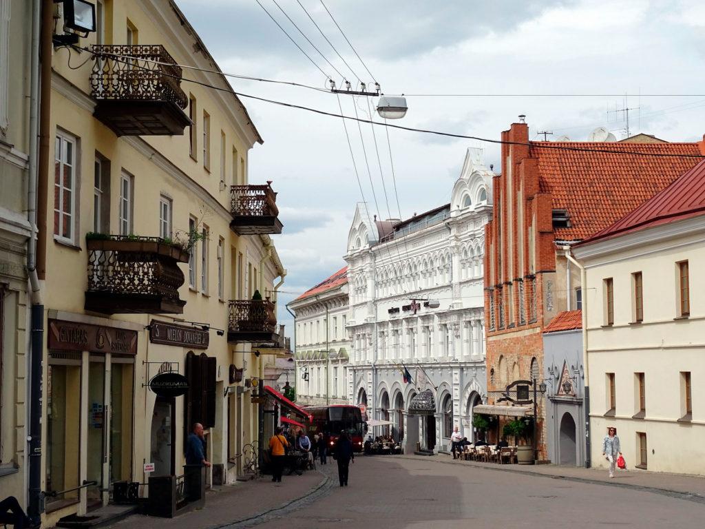 Работа в Вильнюсе