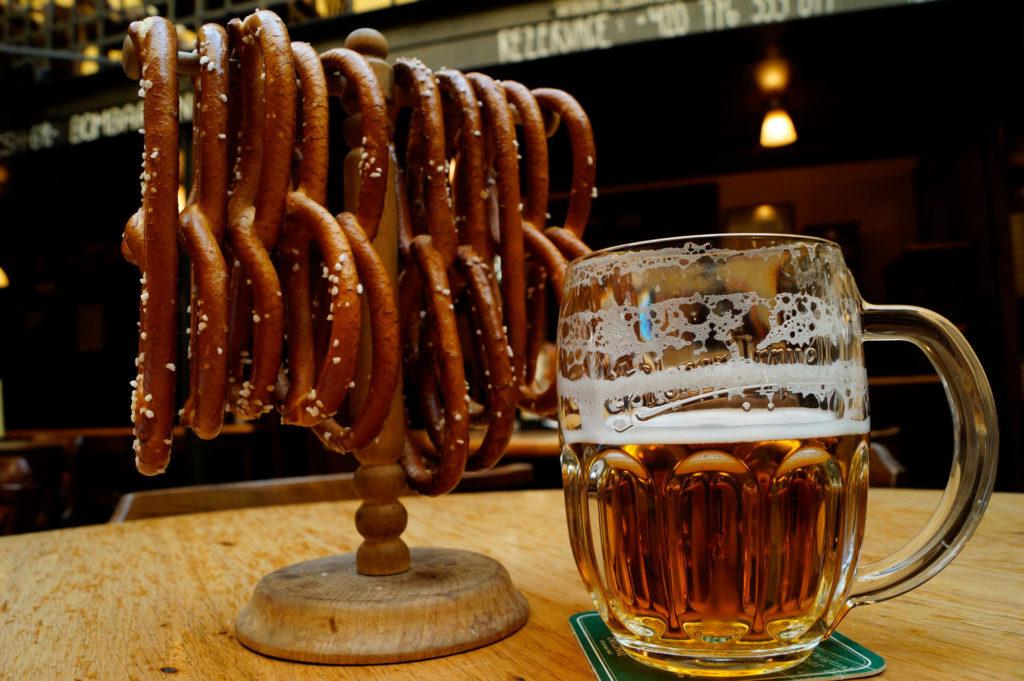 Насладитесь пивом в историческом монастыре