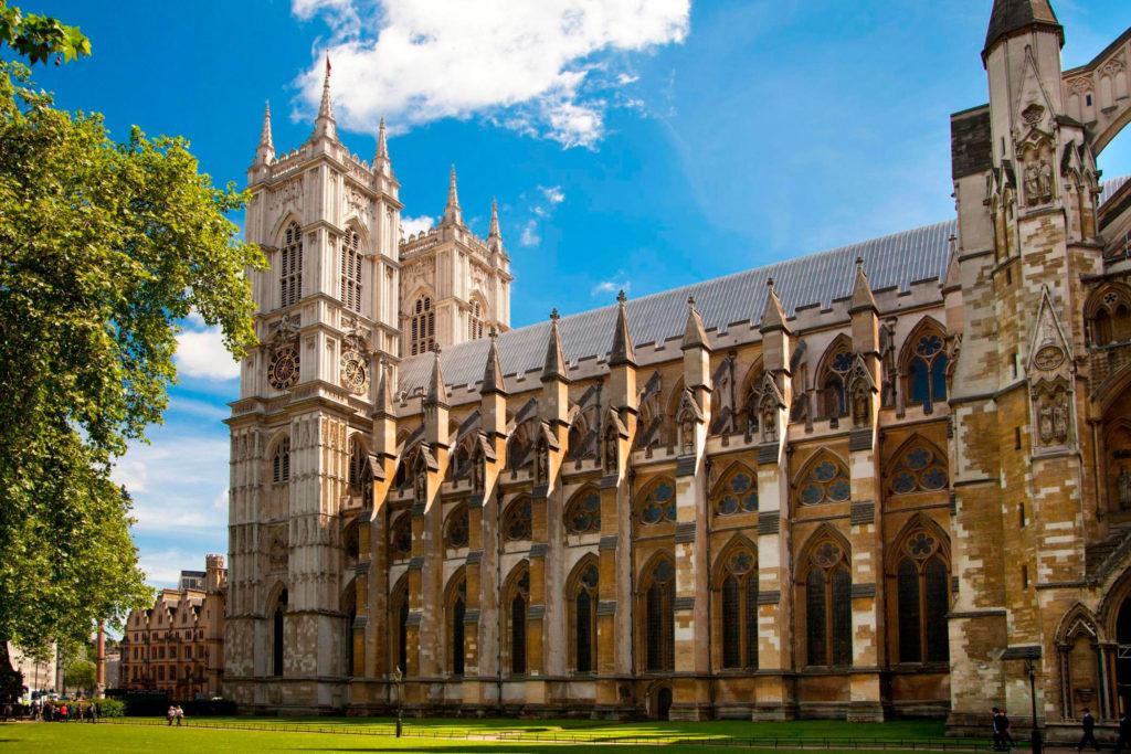 Найдите бородатую женщину в Вестминстерском аббатстве