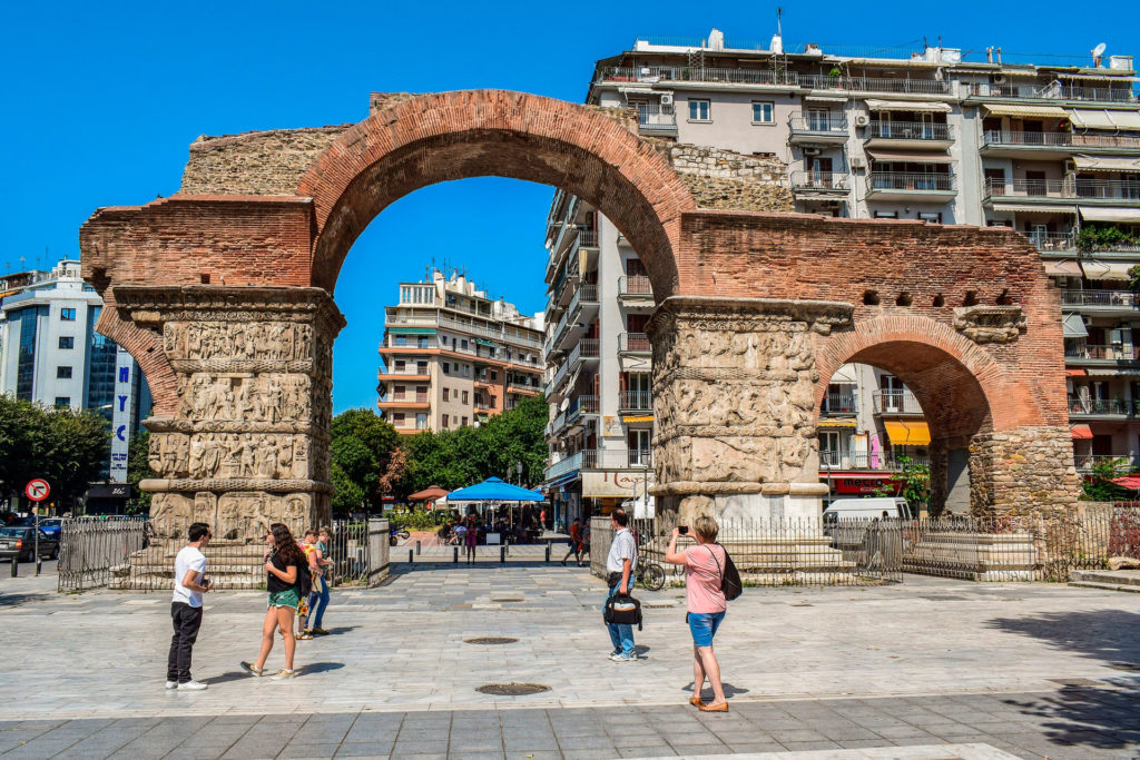 Работа в Македонии