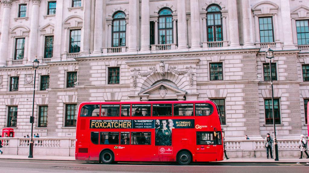 Цены на транспорт в Лондоне