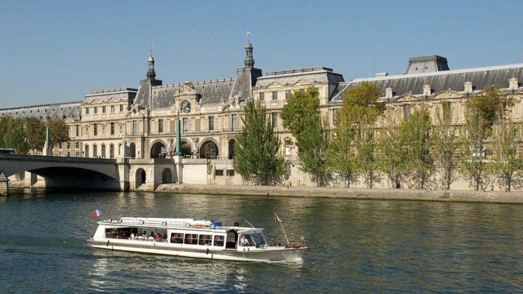 Круиза По Реке Париж