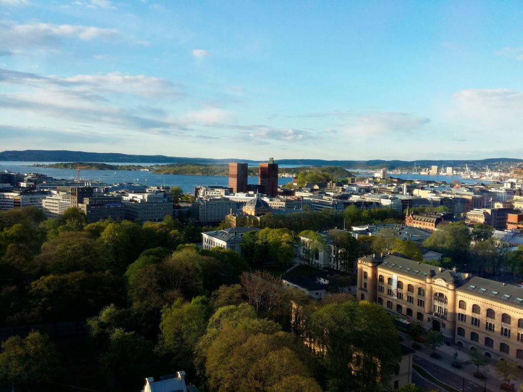Цены на жизнь в Норвегии, Осло