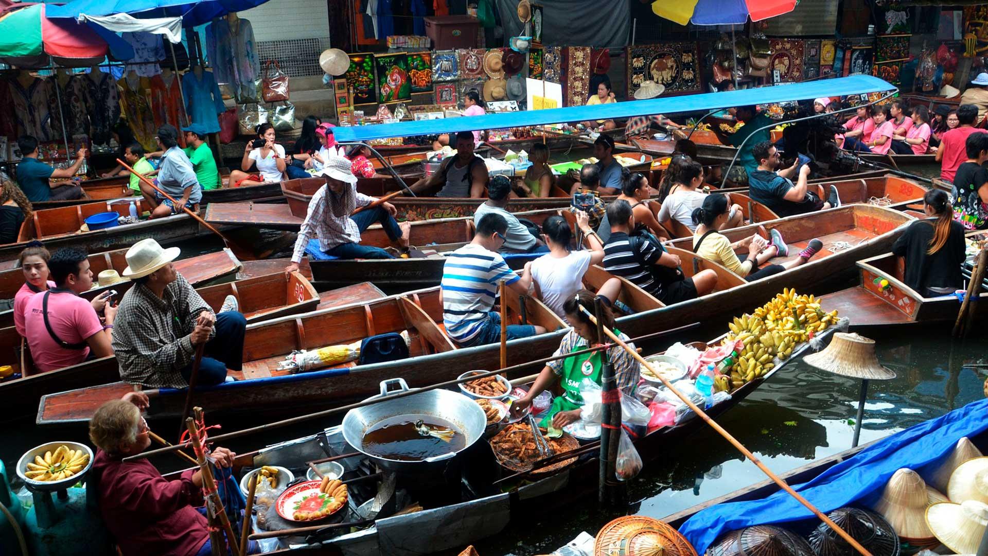Цены в Таиланде, Бангкок