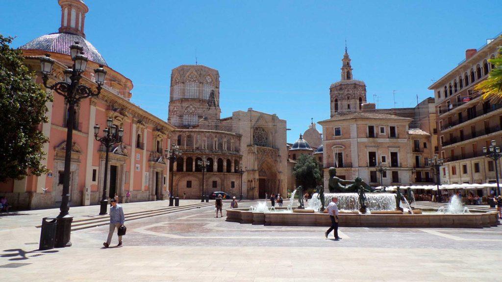 Работа в Испании, Валенсия