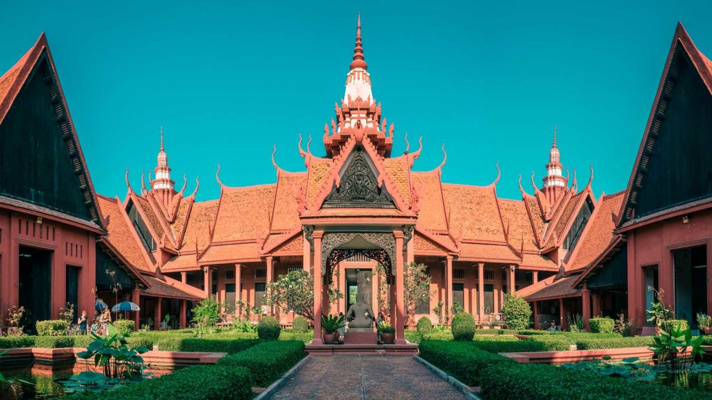Стоимость проживания для студентов в Пномпене, Камбоджа