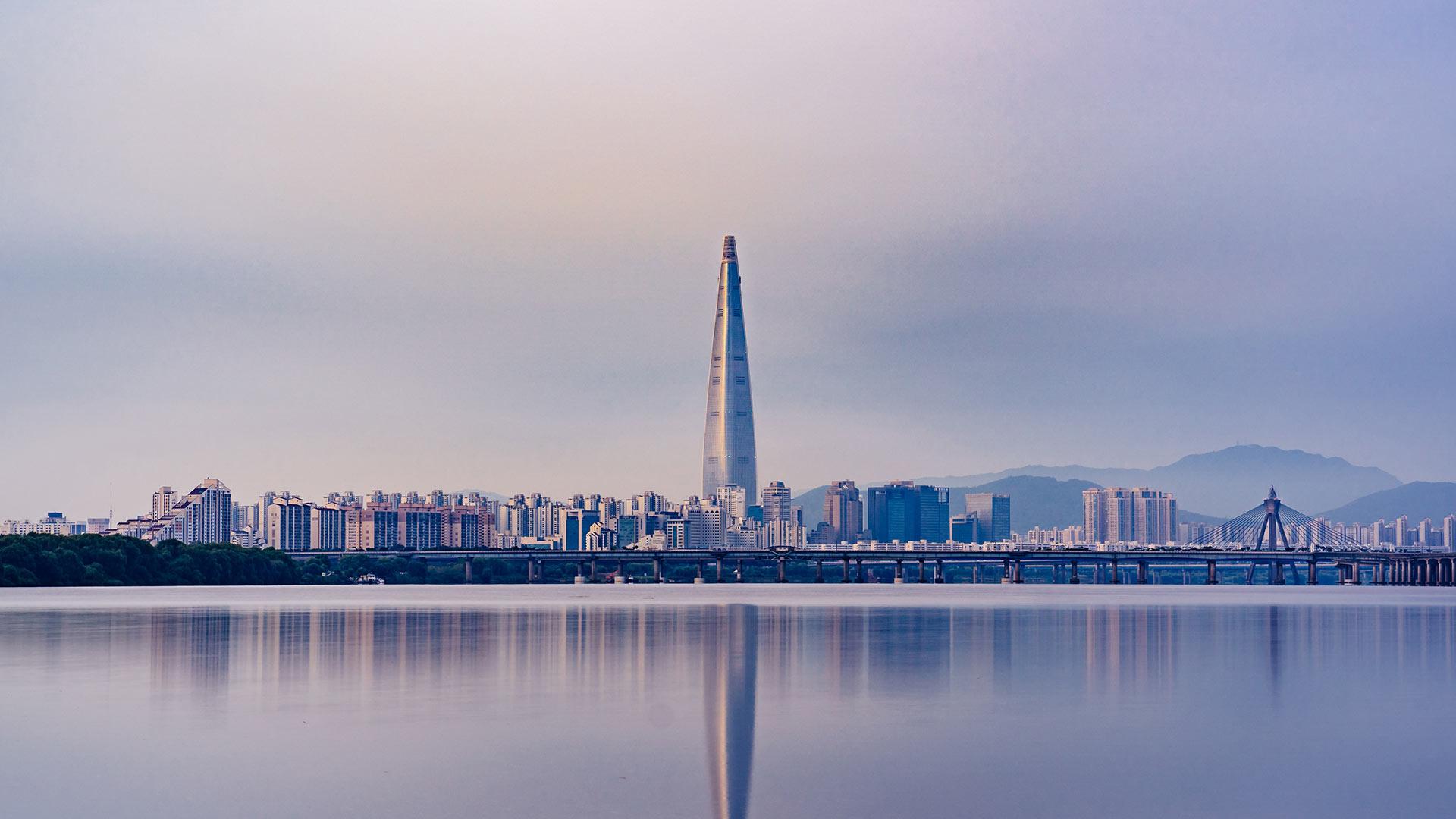 Минимальная зарплата в Сеуле, Южная Корея