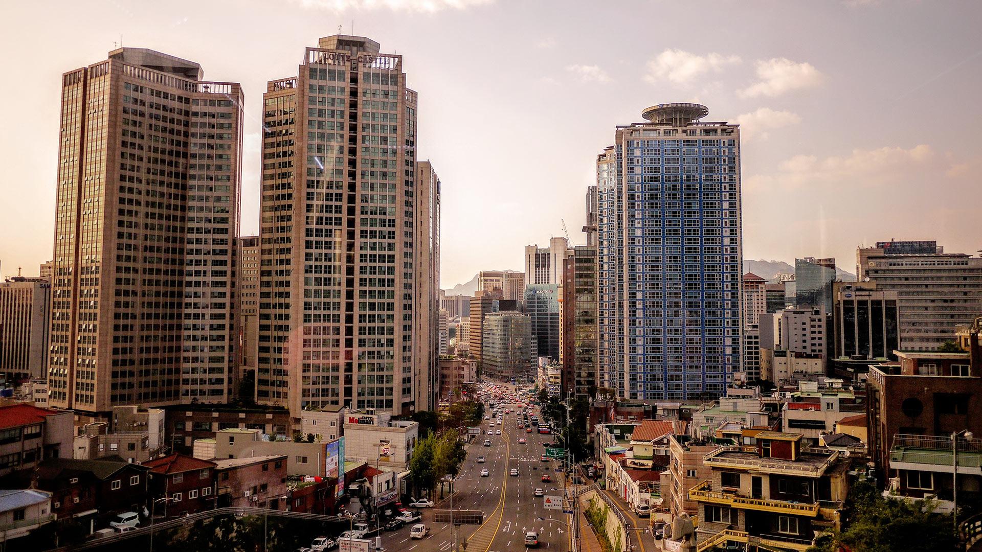 Экономические Перспективы Сеула